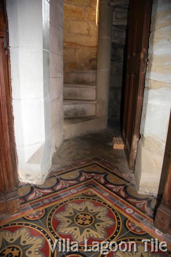 Egyptian Tile Floor Photos