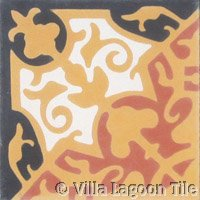 Spanish Madrid Cement Tile