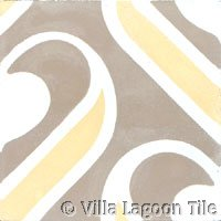 Surf tile in taupe neutrals