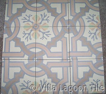 Venetian taupe tile samples