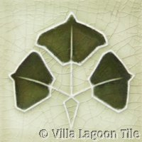 Clover tile designs