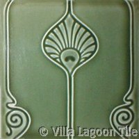 Aesthetic movement tile