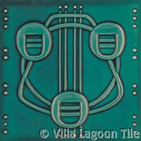 Art Deco Tile Design