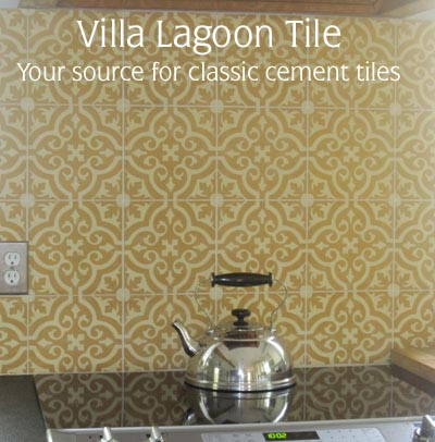 cement tile kitchen backsplash franes