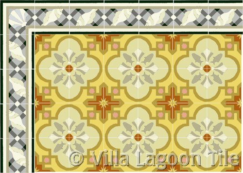 cuban tile encaustic cement tile for floors