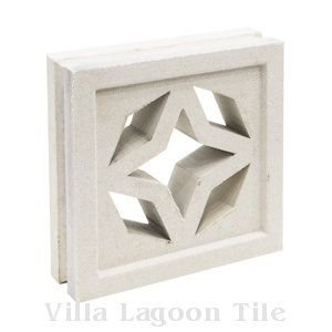 Bali Breeze Blocks, from Villa Lagoon Tile.