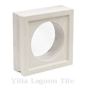 Maldives Breeze Blocks, from Villa Lagoon Tile.
