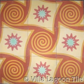 Tradewinds Tile Patterns