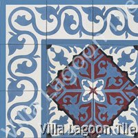 Alcala cement tile Dominican Republic Design