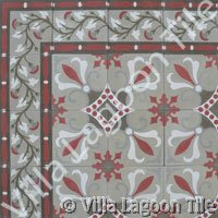 Old world style tile