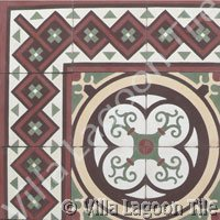Cuban floor tile designs