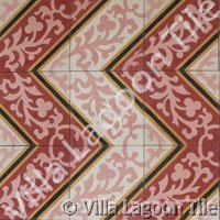 Replacement cement tile