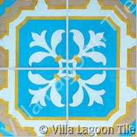 Catalina tile design