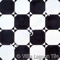 European floor tile designs
