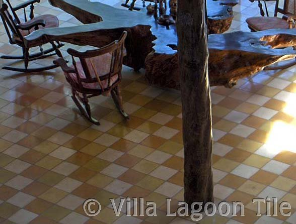 Caribbean cement tile ground floor photos