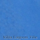 """Blue"" Cement Tile Color"