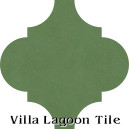 """Monte Verde"" Arabesque Classic Cement Tile"