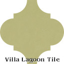 """Lichen"" Arabesque Classic Cement Tile"