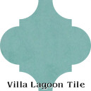 """Bimini"" Arabesque Classic Cement Tile"