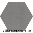 """Excalibur"" Hexagonal Cement Tile"