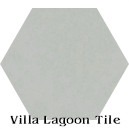 """Lexington"" Hexagonal Cement Tile"