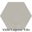 """Urban Gray"" Hexagonal Cement Tile"