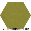 """Picholine"" Hexagonal Cement Tile"