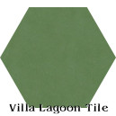 """Monte Verde"" Hexagonal Cement Tile"