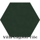 """Ponderosa"" Hexagonal Cement Tile"