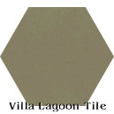 """Portobello"" Hexagonal Cement Tile"