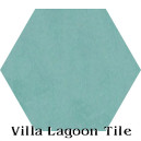"""Bimini"" Hexagonal Cement Tile"