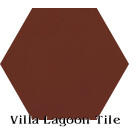 """Beacon Hill"" Hexagonal Cement Tile"