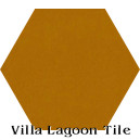 """Oro"" Hexagonal Cement Tile"