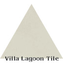 """Putty"" Troika Triangle Cement Tile"