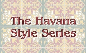 The Havana Style Series, Decorative Cement Tile