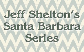 Jeff Shelton's Santa Barbara Series, Decorative Cement Tile