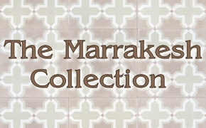 The Marrakesh Collection, Decorative Cement Tile