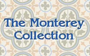 The Monterey Collection, Decorative Cement Tile