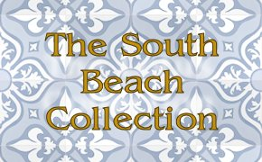 The South Beach Collection, Decorative Cement Tile