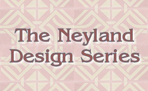 Stu Neyland's N-finity Series, Decorative Cement Tile