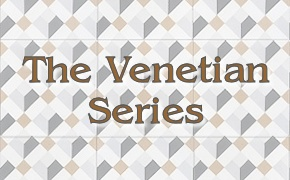 The Venetian Series, Decorative Cement Tile