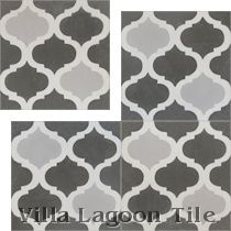 Salamanca 3, in-stock cement tile.