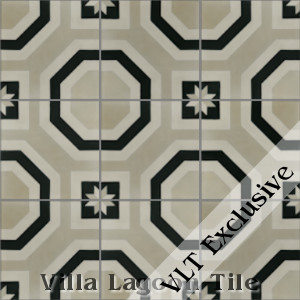 """Adams"" Cement Tile, from Villa Lagoon Tile."