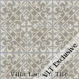 """Canterbury Sandstone"" Cement Tile, from Villa Lagoon Tile."