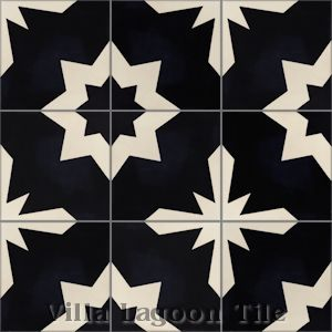 """Comino B"" Cement Tile, from Villa Lagoon Tile."