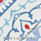 """Amalena Boardwalk"" Cement Tile from Villa Lagoon Tile"