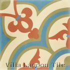 """Caprice June"" Cement Tile from Villa Lagoon Tile"
