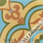 """Caprice Summer"" Cement Tile from Villa Lagoon Tile"