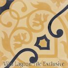 """Gypsy Gold"" Cement Tile from Villa Lagoon Tile"