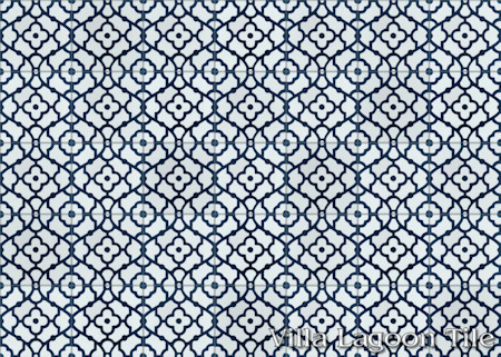 Breeze Blue &White, from Villa Lagoon Tile